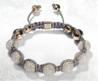 Shamballa Jewels diamond bracelets