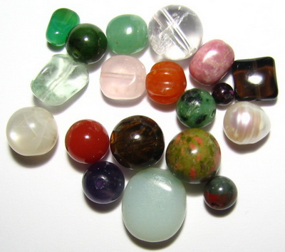 Natural stones: Excellent choice for jewelry
