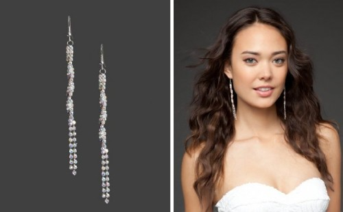 How to choose the perfect bridal earrings for Your Wedding