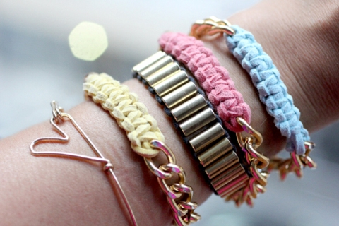 Bracelets Design: A magical combination of inspiration and good taste