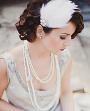 Types of pearls for wedding accessories