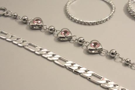 caring silver jewelry