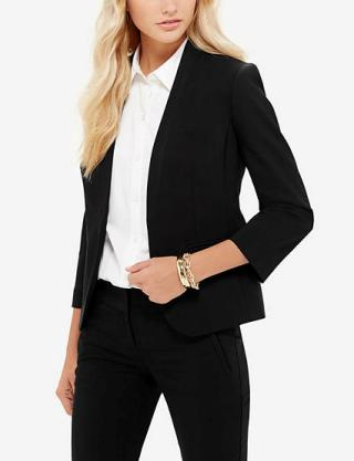 jewelry with business suit