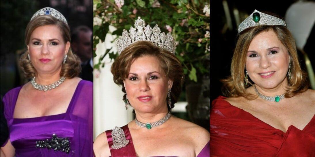 tiaras of luxembourg